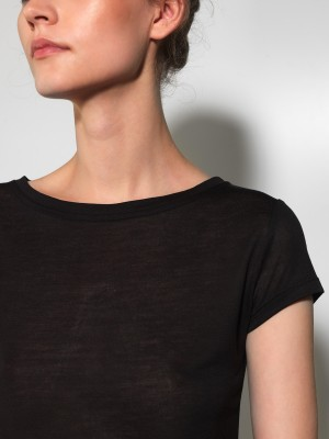 B-shirt MAAM 1º BLACK