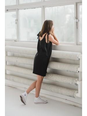 Sukienka BLACK BOW