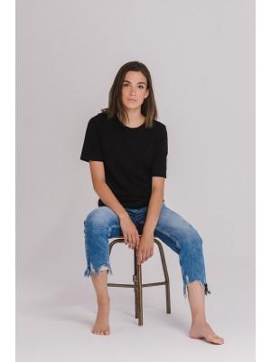 T-shirt BASICONE black