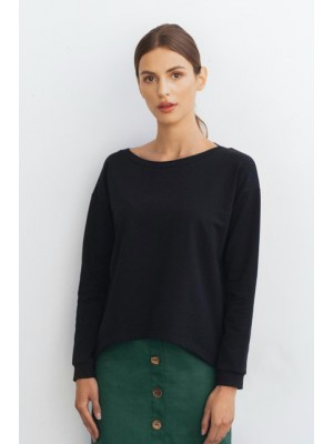 Bluza SONIC czarna