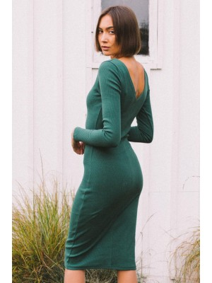 Sukienka STELLA zielona