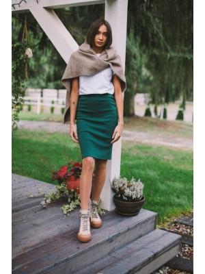 Spódnica Lotta zielona
