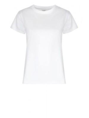 t-shirt puro biały