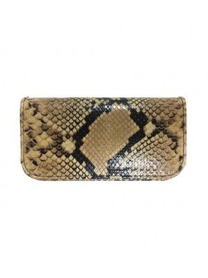 Portfel Multicard Beigissimo Snake