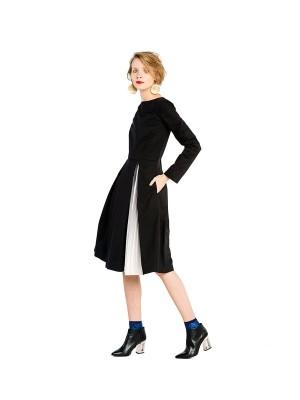 BACK TO BLACK DRESS