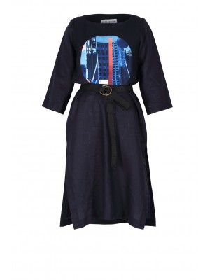 CITY DRESS Sukienka
