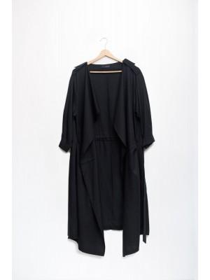 Płaszcz TRUE BLACK