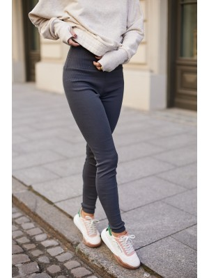 Leggins Ribb Navy