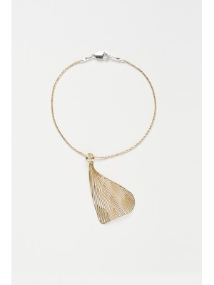 GINGKO BRACELET GOLD