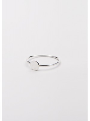 DOTS RING SILVER