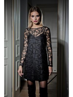 VESPA LACE SHORT DRESS
