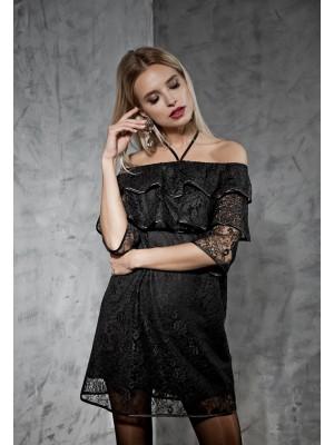VIGO LACE SHORT DRESS