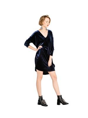 "sukienka 'blue velvet"""