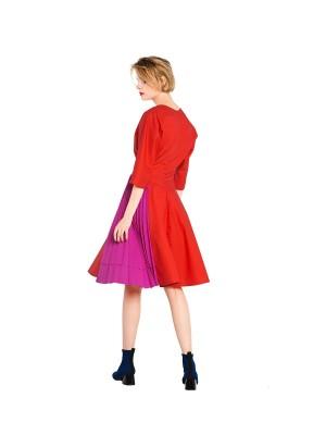 sukienka red seduction